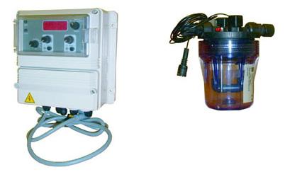 Kontroline-matavimo įranga